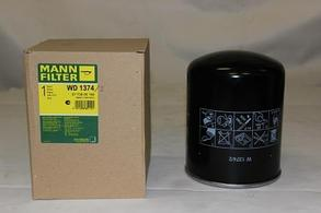 Фильтр масляный WD1374 Mann Filter