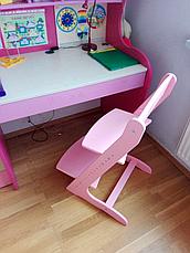 Детский растущий (регулируемый) стул. Ортопедический стул. , фото 3