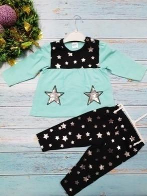 Костюм со звездочками детский