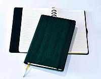 Блокнот Gardena, в линейку со скрытой пружиной, 12,6*21, цвет фиолетовый, зеленый