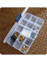 Органайзер коробочка для бисера маленький