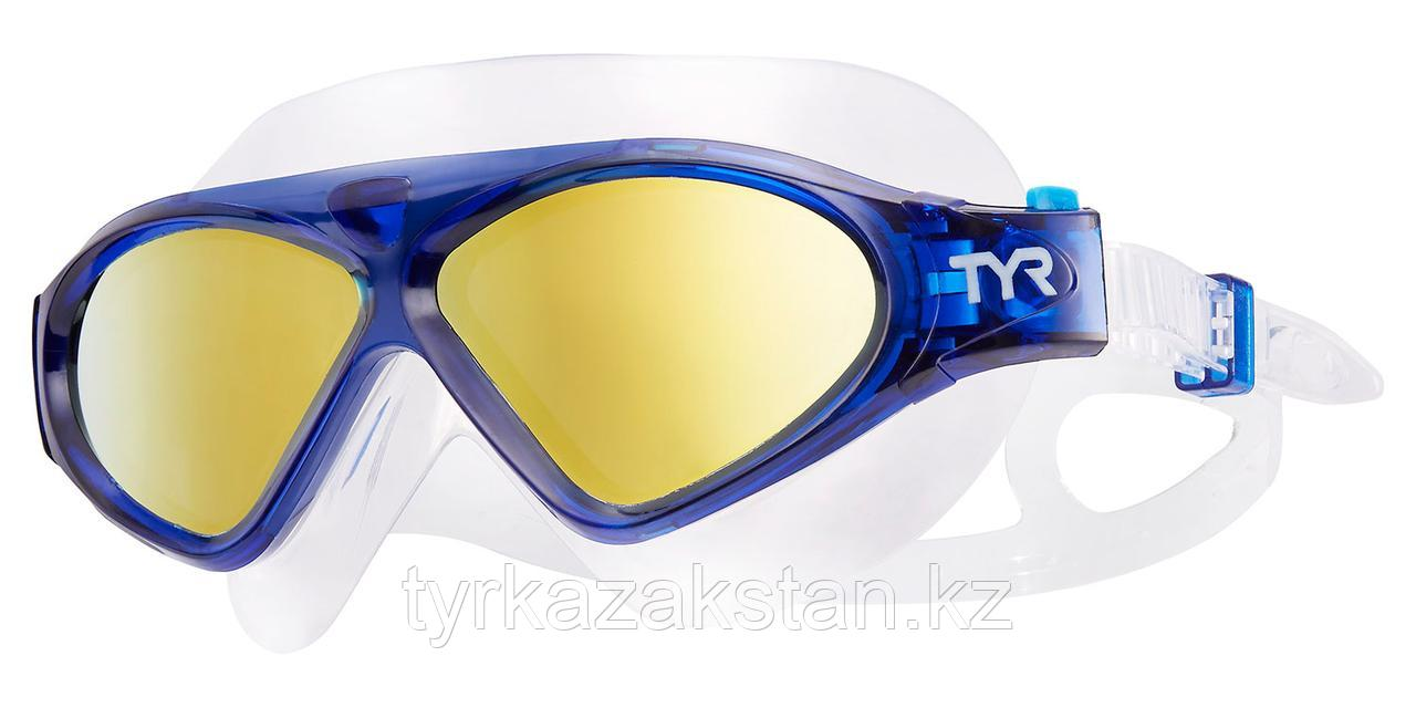 Маска для плавания TYR Magna Swim Mask Polarized 759