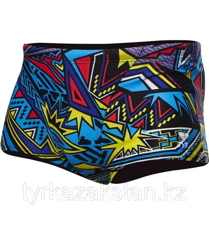 Плавки-шорты Tyr Whaam All Over Trunk цвет 420