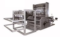 Оборудование для изготовления забора из фиксированного узла модели LW-2