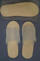 Тапочки - подошва из ЭВМ 3мм. (для медицинских центров, гостиниц, саун)