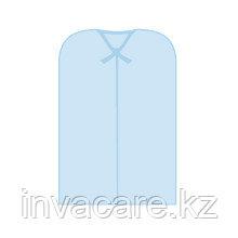 Халат - накидка для посетителей, длина 100 см, пл.20 # одн. нест