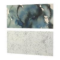 ЛИЗЕКИЛЬ Настенная панель, двусторонний облака/точки ИКЕА, IKEA