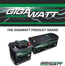 Аккумуляторы GigaWatt Чехия