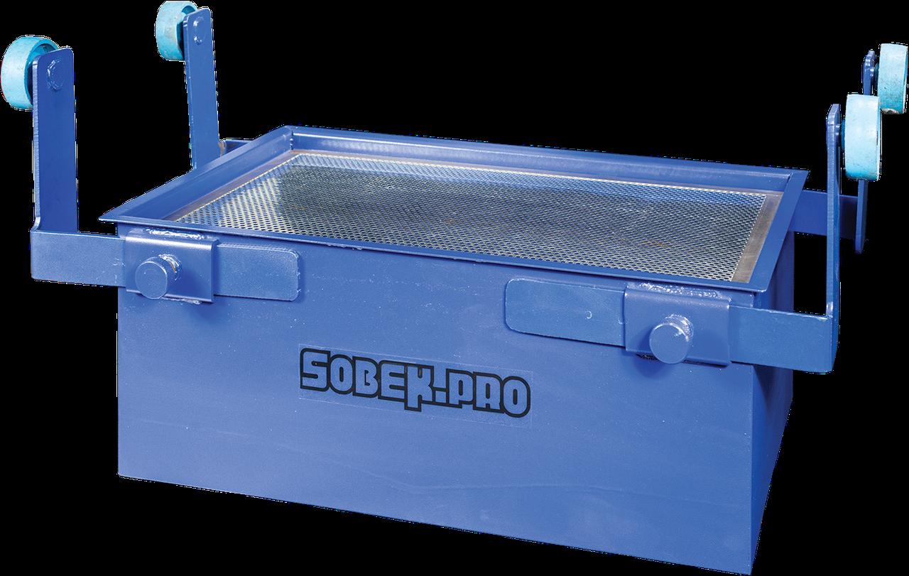Ванна для слива масла OD 103