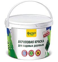 Акриловая краска для садовых растений в ведре 1,2 кг