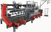 Полностью автоматическое оборудование для изготовления двойных ограждений из арматурной сетки