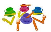 """Набор детской посуды """"Минутка"""" на 4 персоны"""