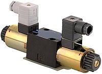 Электрогидроклапан 3/СС/10/30/С11 Плита EJ10A/4-0-P-V Распределитель BIN19 24 Vcc Электромагнит