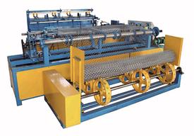 Полностью автоматическое оборудование для изготовления ограждений из арматурной сетки