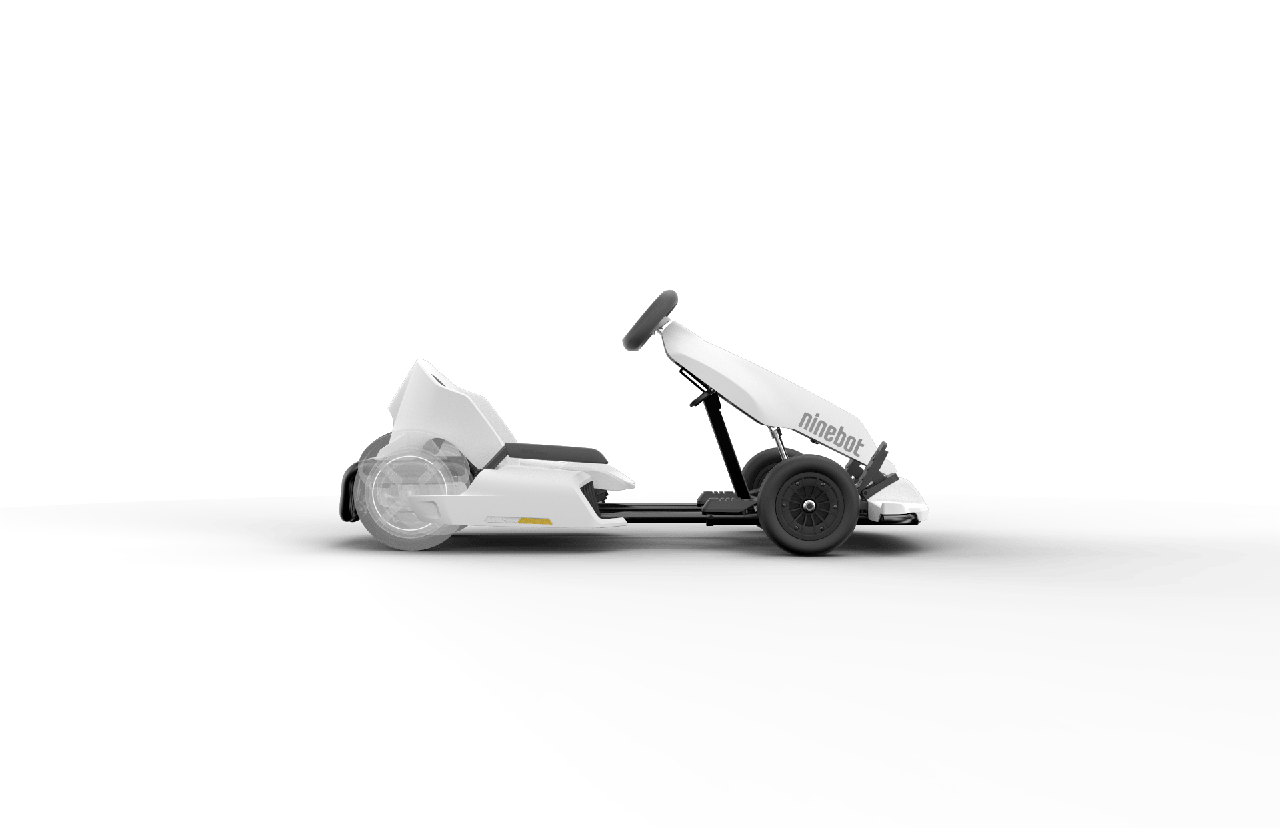 Набор для картинга + гироскутер Ninebot Segway Gokart Kit