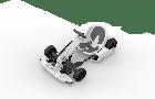 Набор для картинга + гироскутер Ninebot Segway Gokart Kit, фото 6