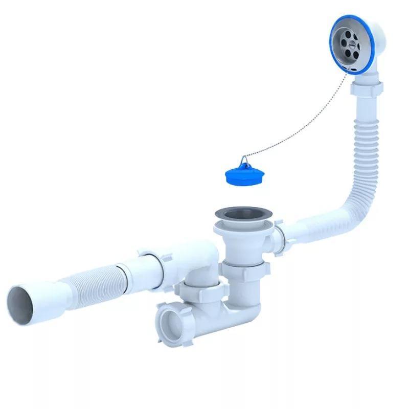 Сифон Casela AR 210 для ванны