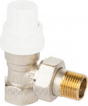 """Клапан угловой термостатический UNO 1/2"""" (Ду15), фото 2"""