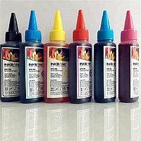 Чернила для струйной печати (упаковка 6 цветов)