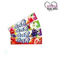 ЖЕВАТЕЛЬНЫЕ КОНФЕТЫ С ФРУКТОВЫМ ВКУСОМ Crown Confectionery Co., Ltd. MY CHU