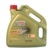 Моторное масло CASTROL EDGE 0W-30 A3/B4 4литра, фото 1