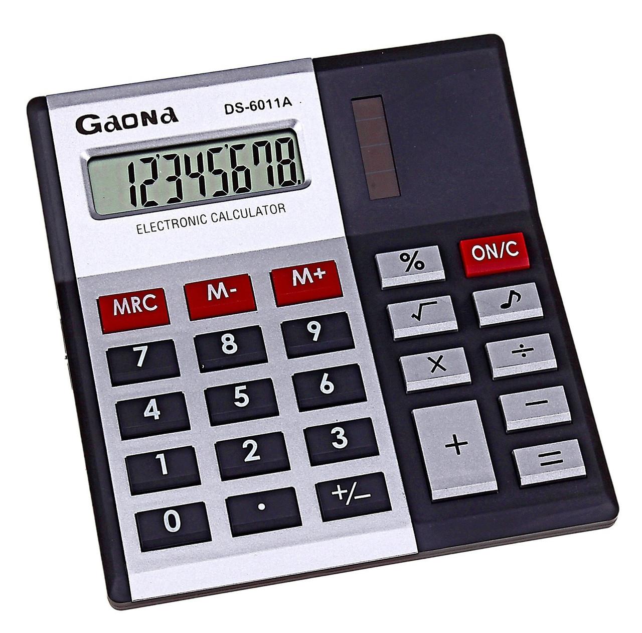 Калькулятор настольный ds-6011A