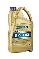 Моторное масло RAVENOL LSG SAE 5W-30 4 литра
