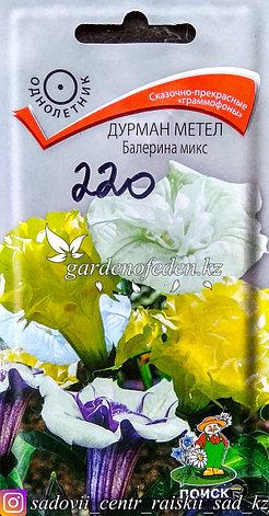 """Семена пакетированные Поиск. Дурман метел """"Балерина микс"""", фото 2"""
