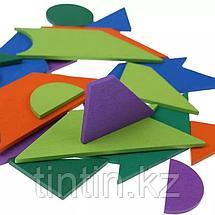 Деревянная мозаика-танграм - 35 деталей, фото 3