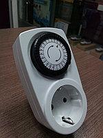 Таймер времени суточный механический Horoz Electric , фото 1