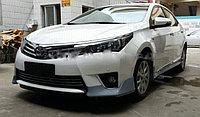 Обвес SE на Toyota Corolla 2013-15, фото 1