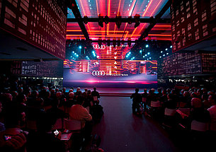 LED экран SMD р5 INDOOR, размер 4,8м*2,88м-13.83кв.м АРЕНДНЫЙ (960мм*960мм), фото 2