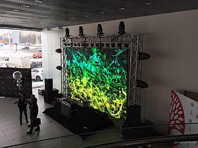 LED экран SMD р5 INDOOR, размер 4,8м*2,88м-13.83кв.м АРЕНДНЫЙ (960мм*960мм), фото 3