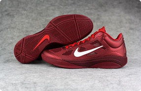 Кроссовки Nike Zoom Hyperfuse All-Star 2015  бордовые