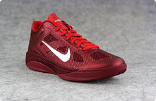 Кроссовки Nike Zoom Hyperfuse All-Star 2015  бордовые, фото 3