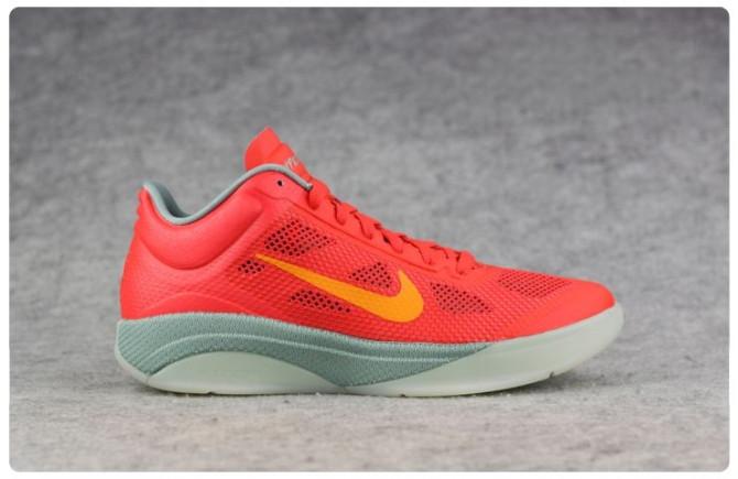 Кроссовки Nike Zoom Hyperfuse All-Star 2015  красные