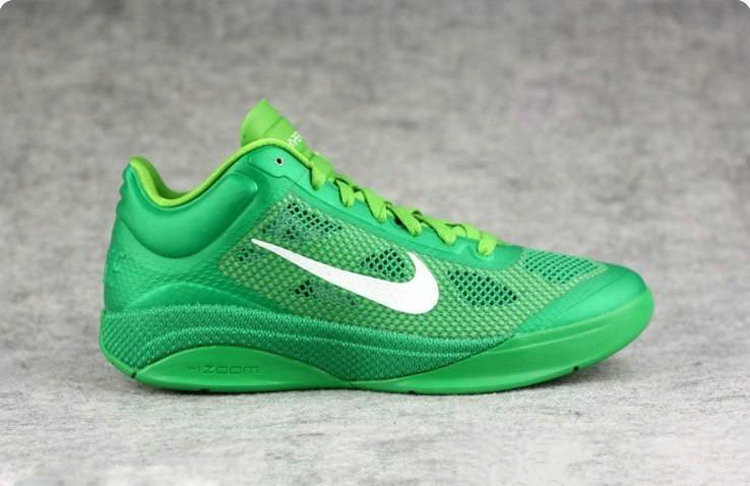Кроссовки Nike Zoom Hyperfuse All-Star 2015 зеленые