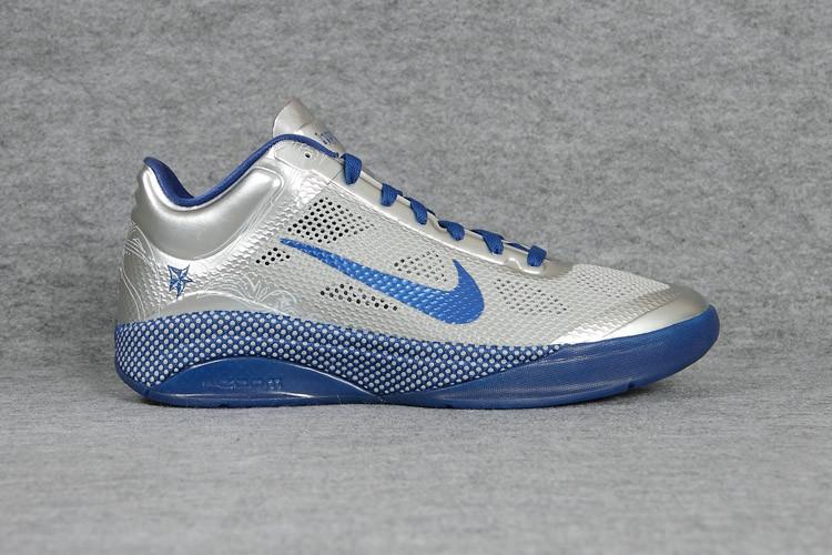 Кроссовки Nike Zoom Hyperfuse All-Star 2015 серебро