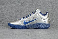 Кроссовки Nike Zoom Hyperfuse All-Star 2015 серебро, фото 3