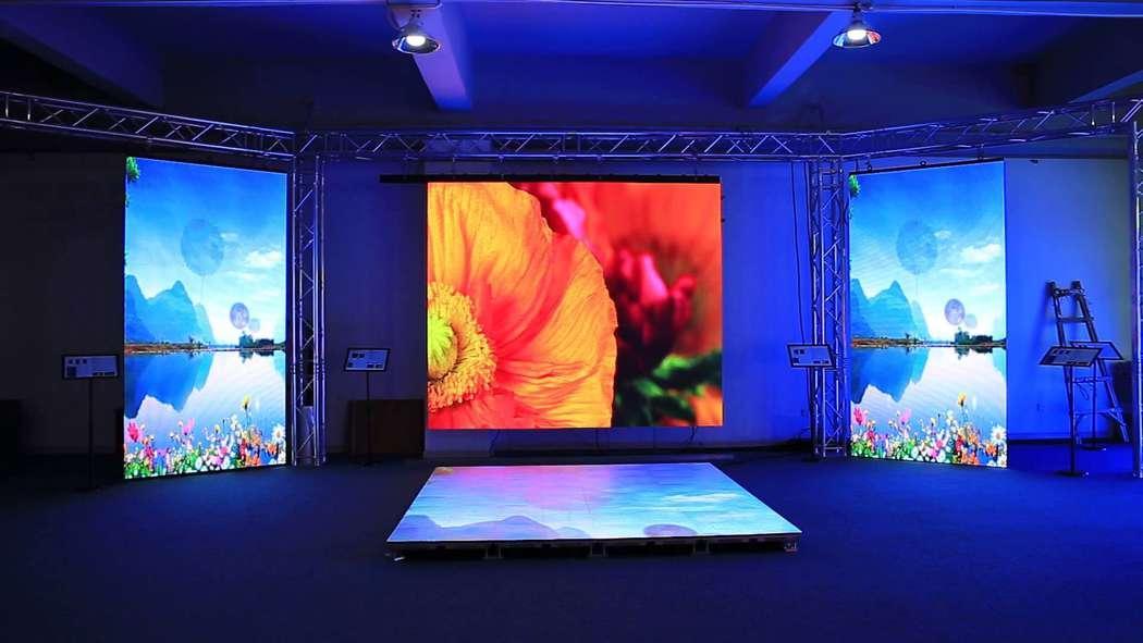 LED экран Р-4 INDOOR, размер 5,12м*3,072м-15.73 кв.м (512мм*512мм) АРЕНДНЫЙ