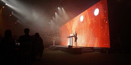 LED экран Р-4 INDOOR, размер 5,12м*3,072м-15.73 кв.м (512мм*512мм) АРЕНДНЫЙ, фото 3