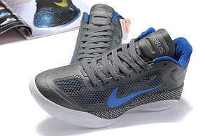 Кроссовки Nike Zoom Hyperfuse All-Star 2015 графит, фото 2