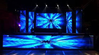 LED экран SMD Р-3 INDOOR, размер: 5,184м*3,456м-17,92кв.м (576мм*576мм) АРЕНДНЫЙ, фото 2