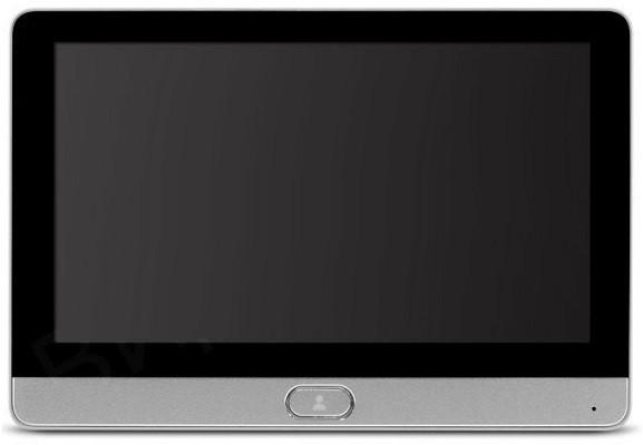 Внутренний модуль устройства с 7-дюймовым дисплеем своим внешним видом, равно как и функционалом, напоминает мини-телевизор