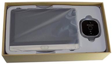 Видеоглазок SITITEK R22A в упаковке