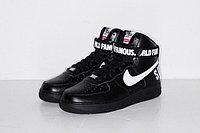 Кроссовки Nike Air Force Supreme X черные