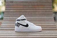 Кроссовки Nike Air Force Supreme X белые
