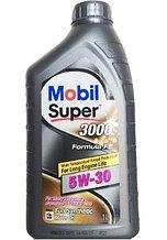 Моторное масло Mobil Super 3000 Formula FE 5w30 1L
