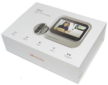 Видеоглазок SITITEK R26S в упаковке