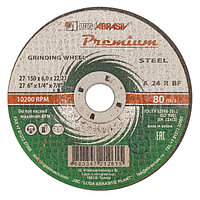 Круги и диски абразивные